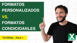 Aprender formatos personalizados en Excel